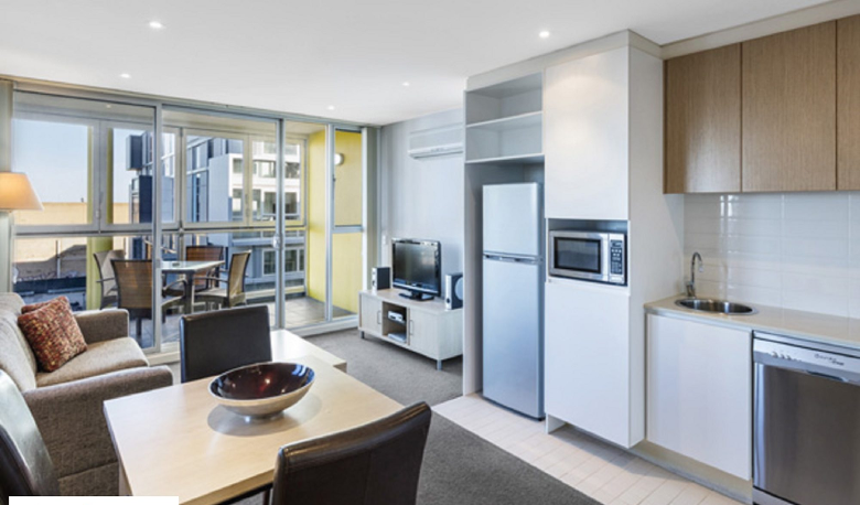 Accommodation Image for Luxury CBD Apartments