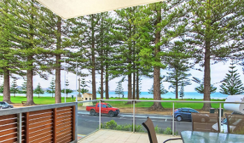 Accommodation Image for Beachfront Apartment no 11