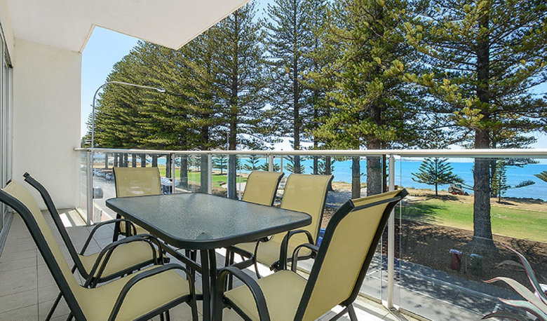 Accommodation Image for Beachfront Apartment no 21