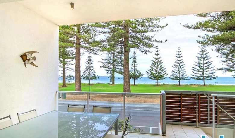 Accommodation Image for Beachfront Apartment no 8