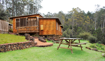 Accommodation Image for Minnow cabins