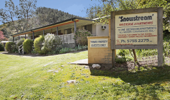 Accommodation Image for Snowstream Riverside