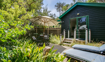 Accommodations at Blairgowrie, Mornington Peninsula, Australia