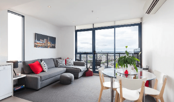 Accommodation Image for One Bedroom City Apartment