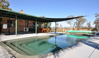 Accommodation Image for Talga Vines Vineyard Escape