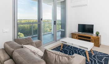 Accommodation Image for Wentworth Point 2Bed Hill