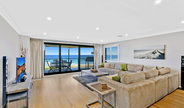 Accommodation Image for Beach Front Luxury