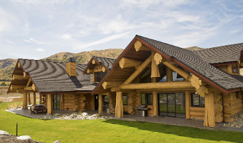 Accommodation Image for Luxury Log Home