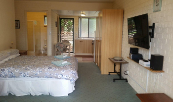 Accommodation Image for 1 Bedroom Studio