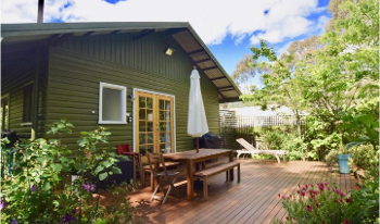 Accommodation Image for The Gully Cottage Katoomba