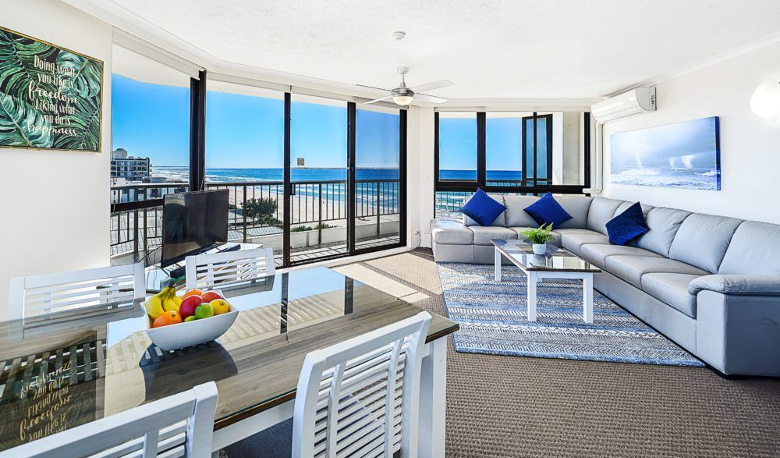 Accommodation Image for Oceanview 2BR Apartments
