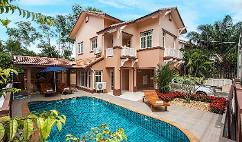 Accommodation Image for Jomtien Summertime Villa C