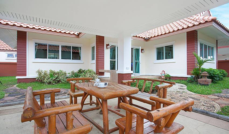 Accommodation Image for Timberland Lanna Villa 306