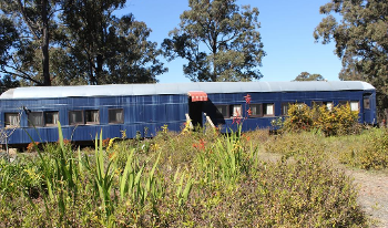 Accommodation Image for The Safari Train Carriages