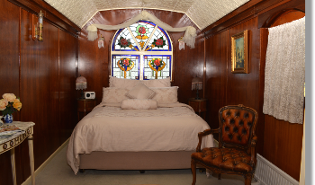 Accommodation Image for The Royal Train Carriages