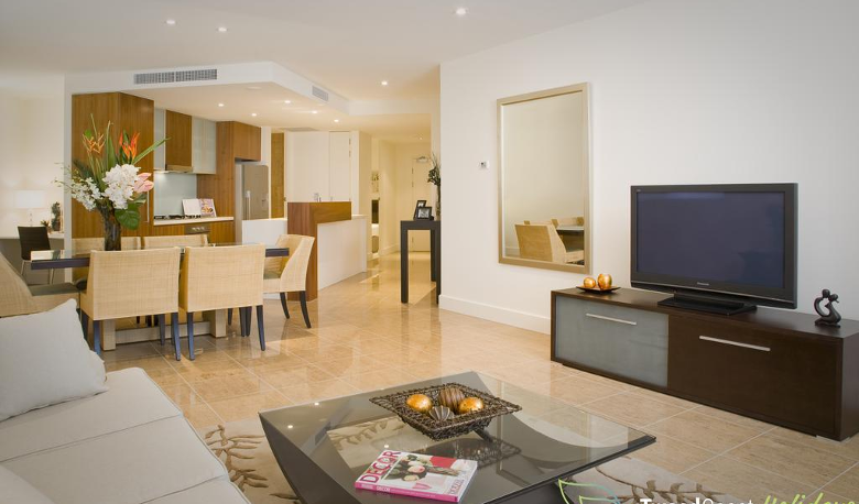 Accommodation Image for 3 Bedroom Deluxe Apartment