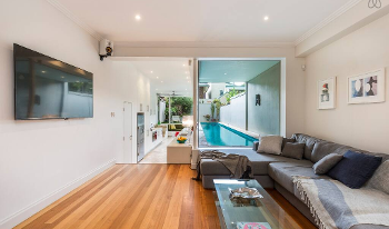 Accommodation Image for Stylish 3Bedroom Pool House
