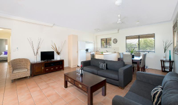 Accommodation Image for Two Bedroom Suite