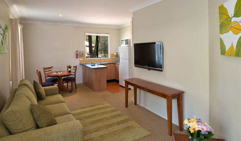 Accommodation Image for One Bedroom Spa