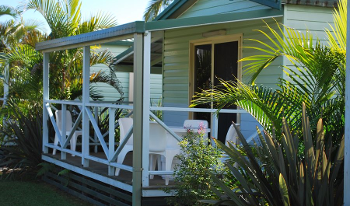 Accommodation Image for Riverview Cabin Nambucca