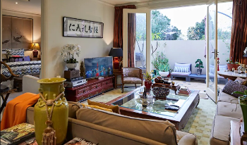 Accommodation Image for Eclectic 2Bed and 2Bath