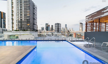 Accommodation Image for 1BR Sth Brisbane Views