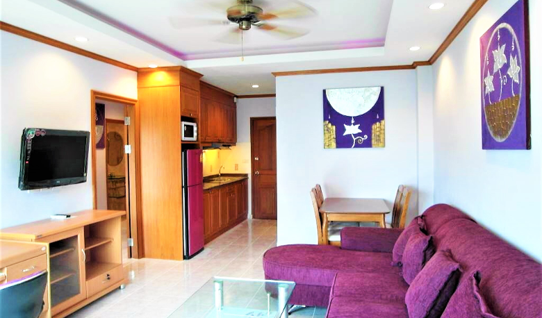 Accommodation Image for View talay 1 Pattaya
