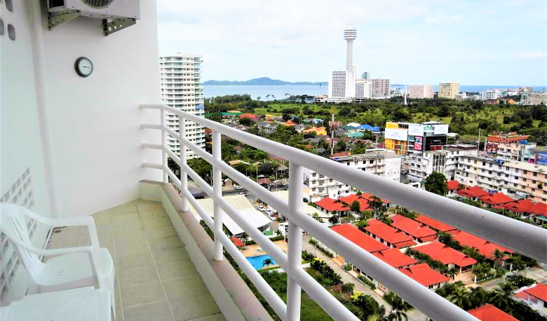 Accommodation Image for View Talay 2 Seaview