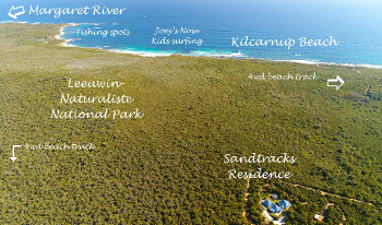 Accommodation Image for Sandtracks