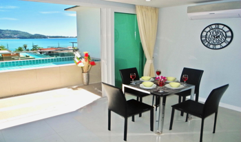 Accommodation Image for Stunning Seaview Apartment
