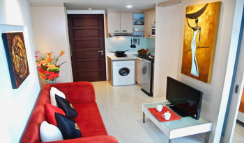 Accommodation Image for Pool View Apartment Patong