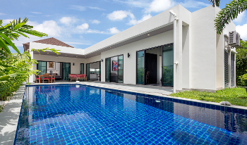 Accommodation Image for Beautiful 3br Pool Villa