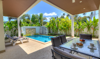 Accommodation Image for West-facing 3br PoolVilla