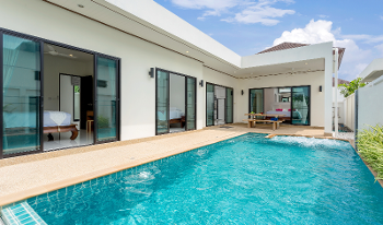 Accommodation Image for Thai-Themed 3br PoolVilla