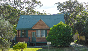 Accommodation Image for Callala Cottage