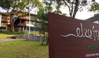 Accommodation Image for Eliza Fraser Lodge
