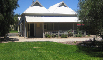 Accommodation Image for Showgrounds Cottage