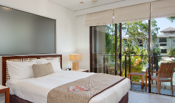 Accommodation Image for Luxury Sea Temple Studio