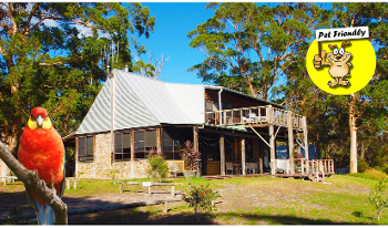 Accommodation Image for Wolfes Landing Eco Retreat