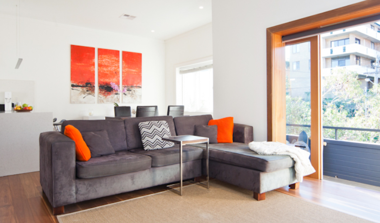 Accommodation Image for Stylish and Sunny Apartment