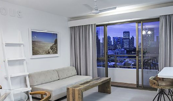 Accommodation Image for 1 Bedroom with Breathtaking