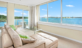 Accommodation Image for Waterfront Apartment with