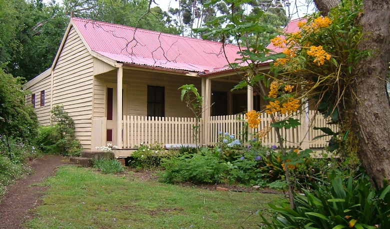 Accommodation Image for Hermitage Cottage
