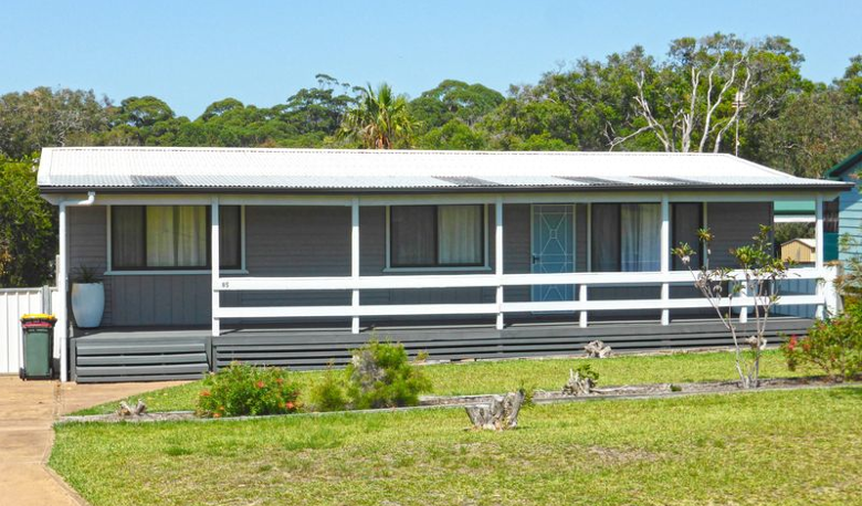 Accommodation Image for The Relax Shack