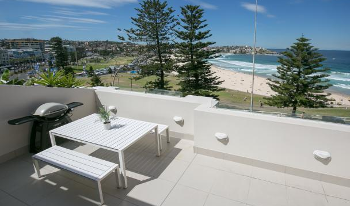 Accommodation Image for Beachfront Penthouse