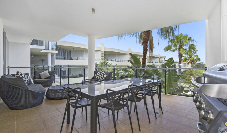 Accommodation Image for Cotton Beach Suite 84