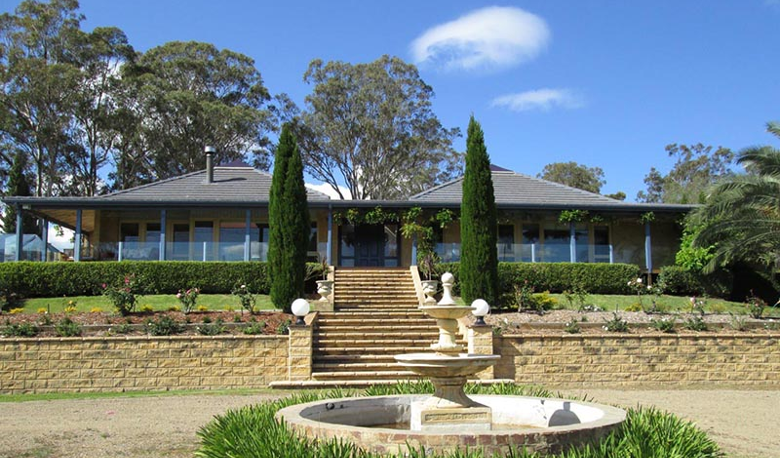 Accommodation Image for Milla's Vineyard Estate
