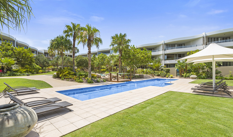 Accommodation Image for Cotton Beach 66