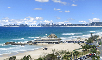 Accommodation Image for Luxury at Currumbin Beach