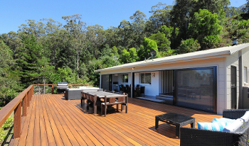 Accommodation Image for Wombat Lodge